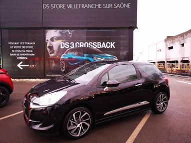 DS DS 3 DS3 PureTech 110 BVA So Chic 3p d'occasion  de 2019  à  Villefranche-sur-Saône