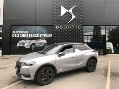 DS DS3 Crossback DS3 Crossback BlueHDi 130 S&S BVA8 Performance Line+ 5p d'occasion  de 2019  à  Villefranche-sur-Saône