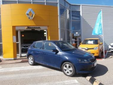 SKODA Fabia 1.0 MPI 75 ch Greentec Ambition d'occasion  de 2018  à  Firminy