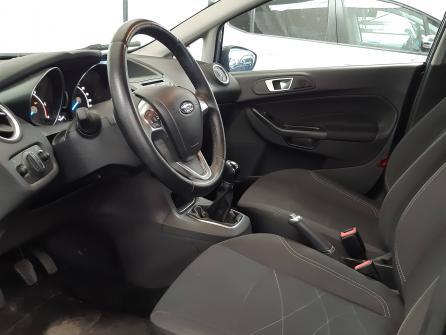 FORD Fiesta Fiesta 1.5 TDCi 75 Edition 5p à vendre à Villefranche-sur-Saône - Image n°7