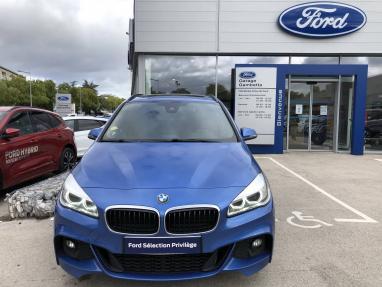 BMW Série 2 Gran Tourer Gran Tourer 220d xDrive 190 ch M Sport A 5p d'occasion  de 2017  à  Villefranche-sur-Saône